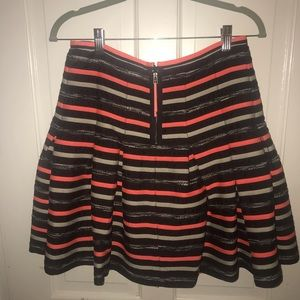 Anthropologie Skirts - Anthropologie Striped Skirt